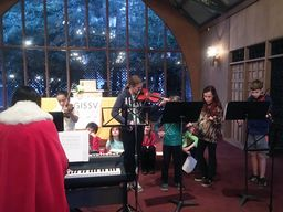 Adventskaffee and Holiday Concert @ GISSV San Francisco