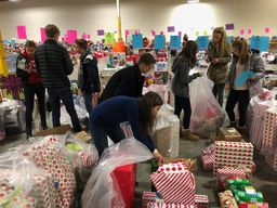 Family Giving Tree Gift Drive 2017