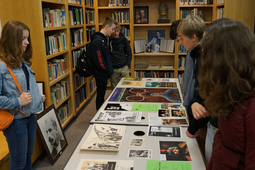 Students Explore Steinbeck