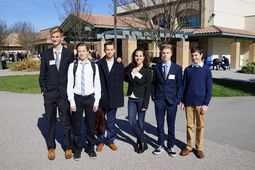 Model United Nations Club at SCVMUN