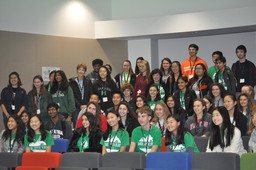 GISSV Participates in Students for Green High Schools Conference