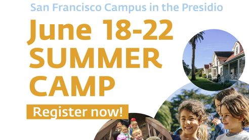 GISSV SF Summer Camp 2018