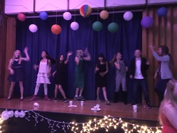Middle School Dance 2018