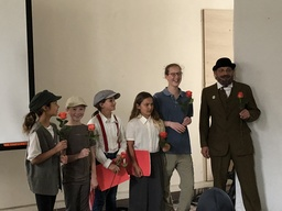 Theater Club Performance at San Francisco History Days