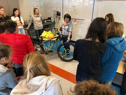 Bike Safety Workshops at GISSV Mountain View