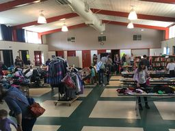 In Time-Honored Tradition Benefitting School, MV Parents Rock Annual Rummage Sale