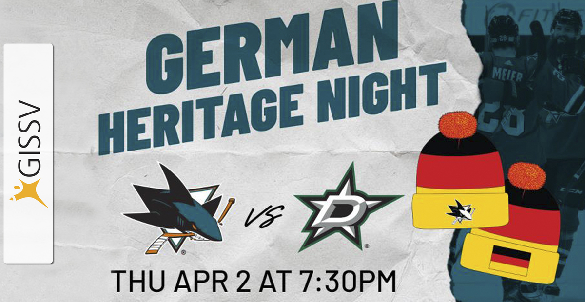 Sharks German Night